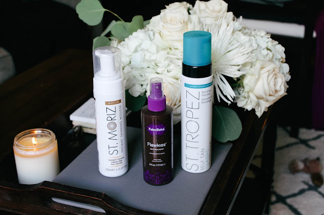 Suntans, Burns, and the Best Sunless Tanners; St. Tropez, Fake Bake, and St. Moriz