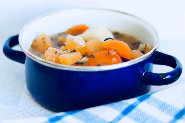 🥘 zupa z brukwi