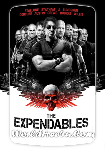 Poster Of The Expendables (2010) Full Movie Hindi Dubbed Free Download Watch Online At worldofree.co