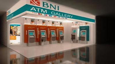 ATM BNI untuk cek saldo BPJS Ketenagakerjaan