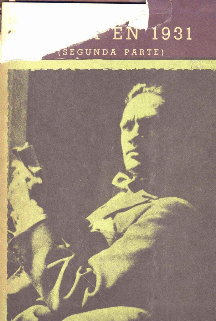 Rusia en 1931, reflexiones al pie del Kremlin (segunda parte) – César Vallejo