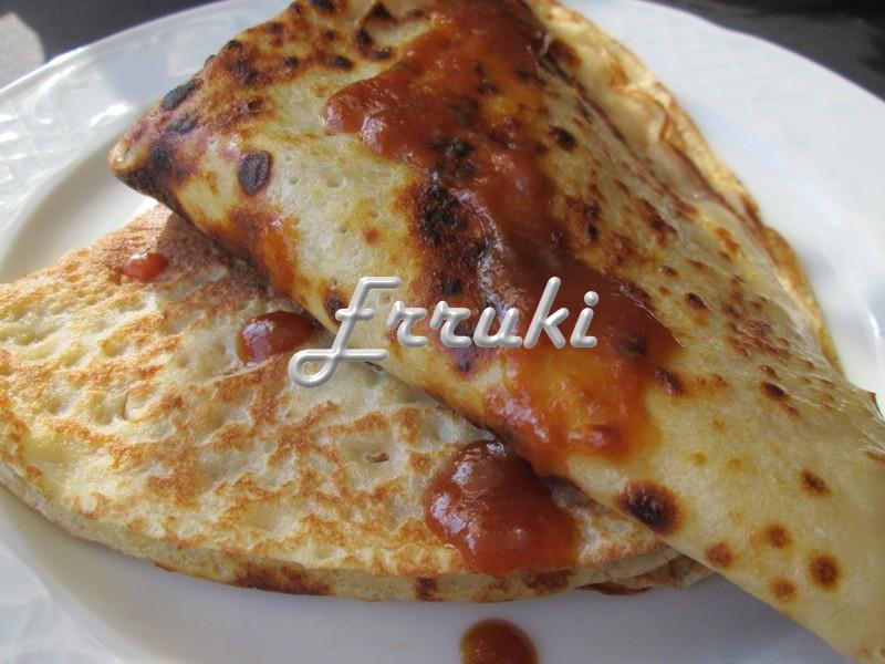 Erruki laurel crepes rellenos de mermelada de manzana - Ingredientes para crepes ...