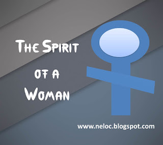 The Spirit of a woman