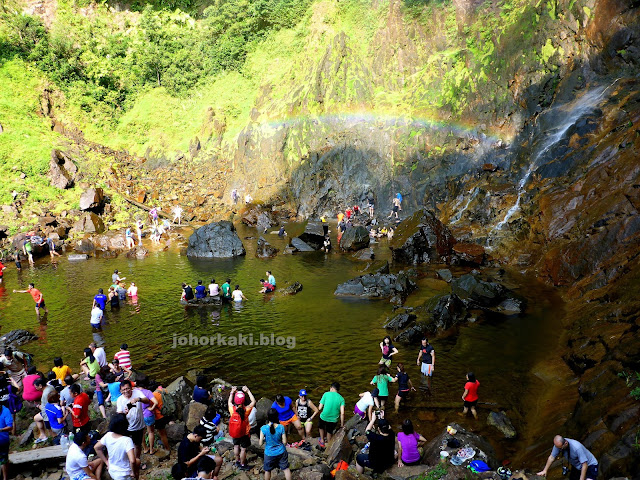 Sungai-Lembing-Rainbow-Waterfall
