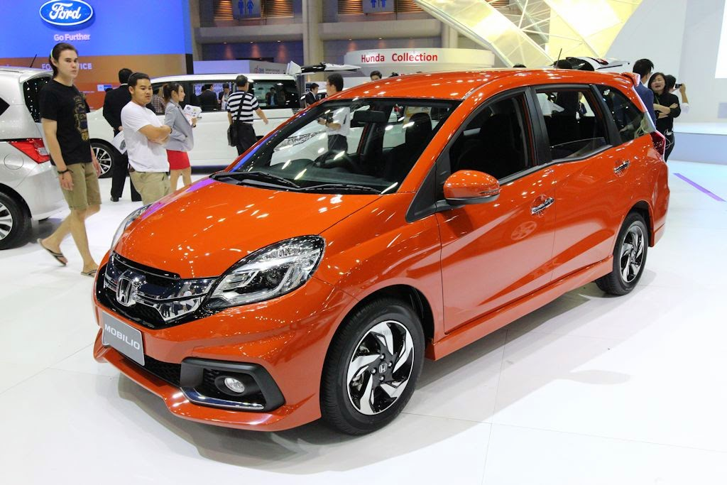 UPDATED Thailand Motor Expo 2014 Honda Launches 2015 HR V Brio