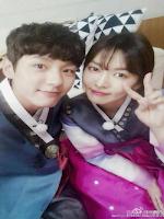 Cặp đôi mới cưới (Kim So Yeon & Kwak Si Yang)