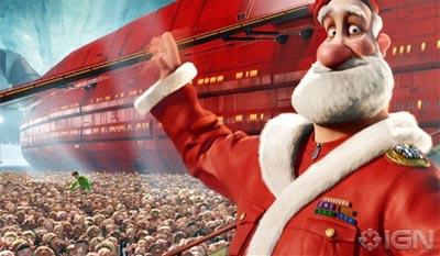 Hình ảnh Giáng Sinh Phiêu Lưu Ký