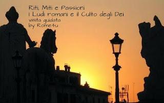 Riti, Miti e Passione: i Ludi Romani e il culto degli Dei - Visita guidata Roma