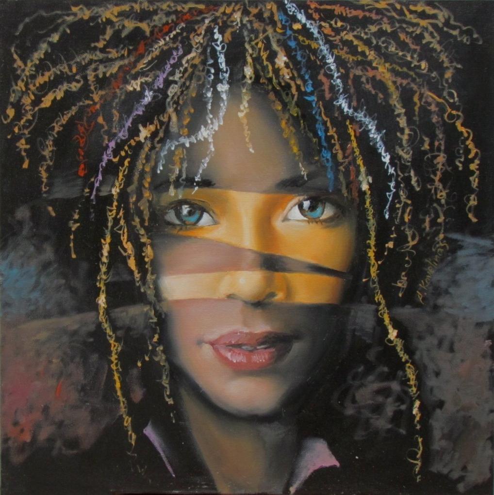 Andrius Kovelinas Creole Girl