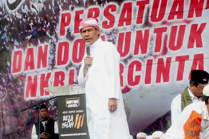 Waspadalah! Munarman Peringatkan Ummat Untuk Siaga Terhadap Rencana Global Musuh-musuh Islam