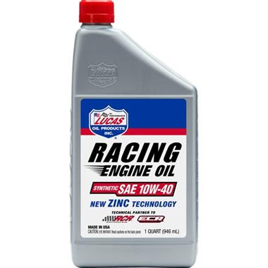 Lucas racing oil