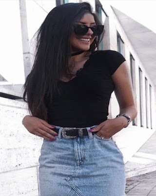 Outfits con FALDA de Jean casuales de moda tumblr que no conoces