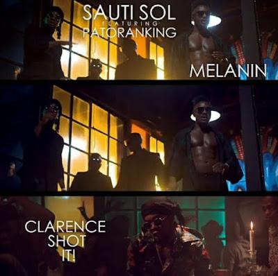 Sauti Sol feat Patoranking - Melanin video