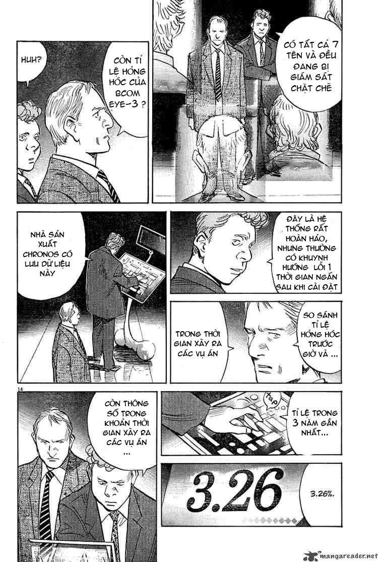 Pluto chapter 35 trang 14