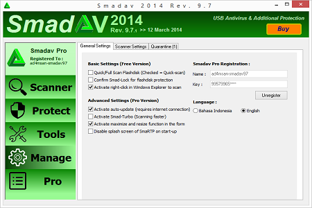 Download Smadav 2014 Rev. 9.7 Rilis Terbaru