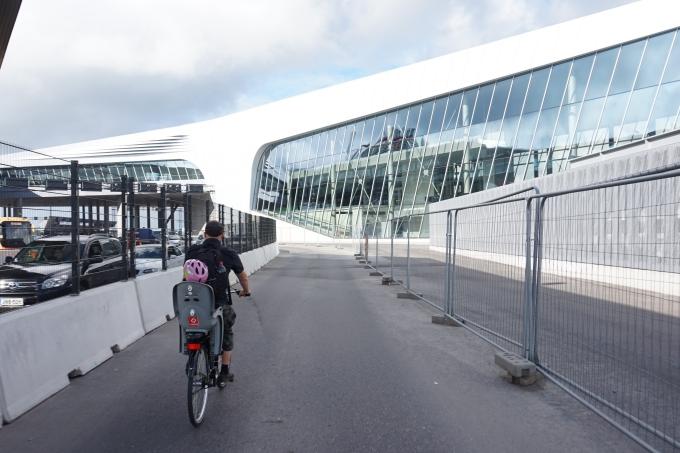Tallinnaan rantalomalle - Stroomin ranta on hyvä lapsiperheelle / Länsisatama 2 ja Megastar