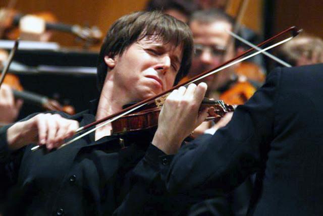 Tiếng Violin - Nốt Nhạc BACH Trên Tàu Điện Ngầm