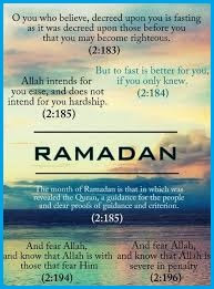 Ramadan Related Quotes