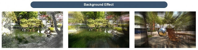 Background Effect