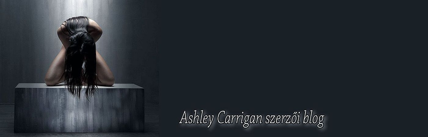 Ashley Carrigan szerzői blog