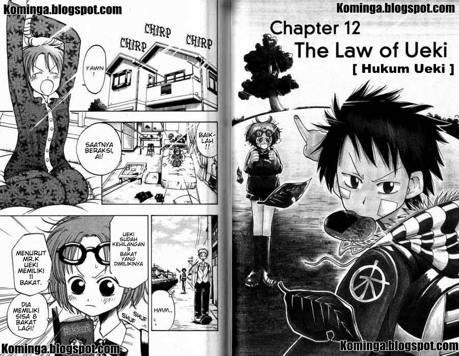 Komik the law of ueki 012 - hukum ueki 13 Indonesia the law of ueki 012 - hukum ueki Terbaru 1|Baca Manga Komik Indonesia|