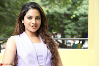Tanya Hope in Crop top and Trousers Beautiful Pics at her Interview 13 7 2017 ~  Exclusive Celebrities Galleries 135.JPG