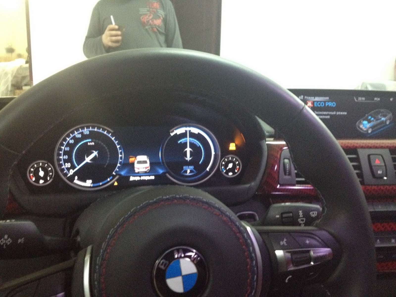 BMW 3-Series F30 Modded With 5-Series F10's Digital ...