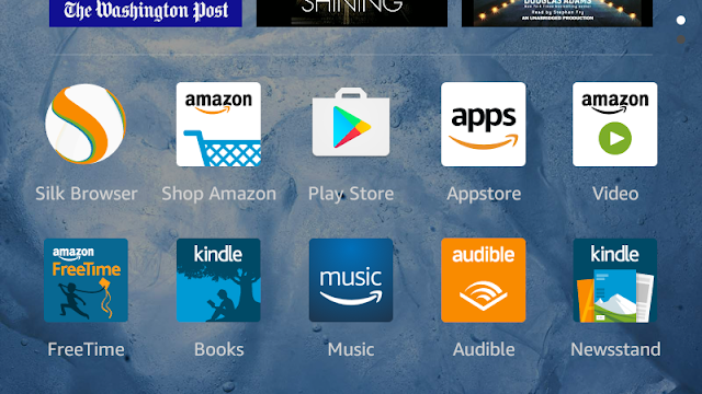 How To Run Free Android Apps On the Kindle Fire