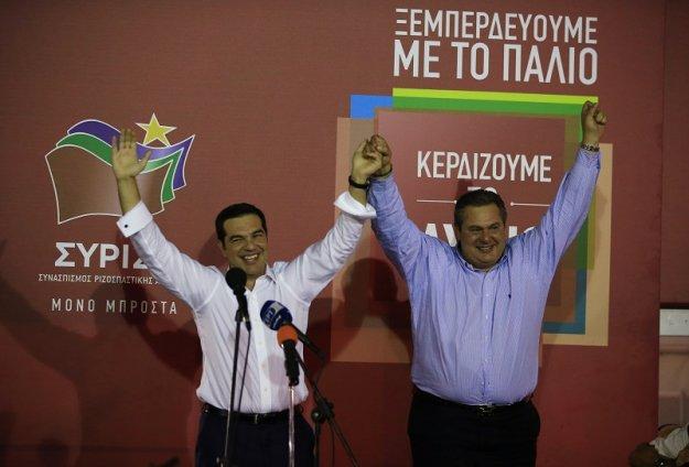 Σε αναβρασμό ο ΣΥΡΙΖΑ, ομαδικά πυρά κατά Καμμένου