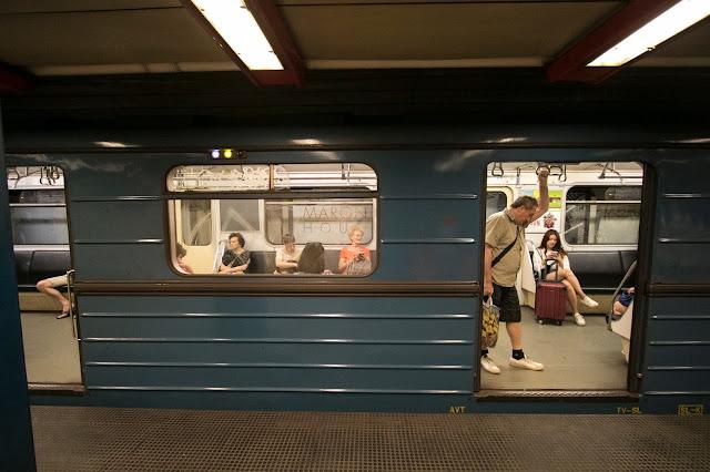Metropolitana di Budapest