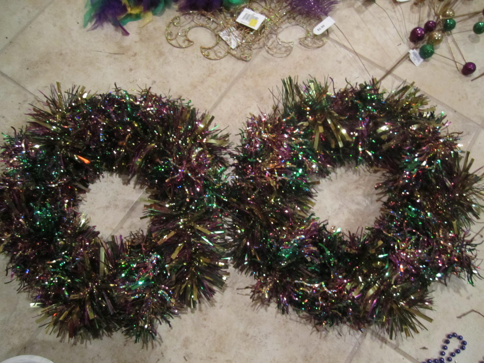 lyrics of our life mardi gras wreaths