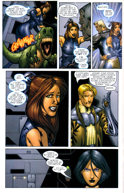 Read online Sigil (2000) comic -  Issue #8 - 14