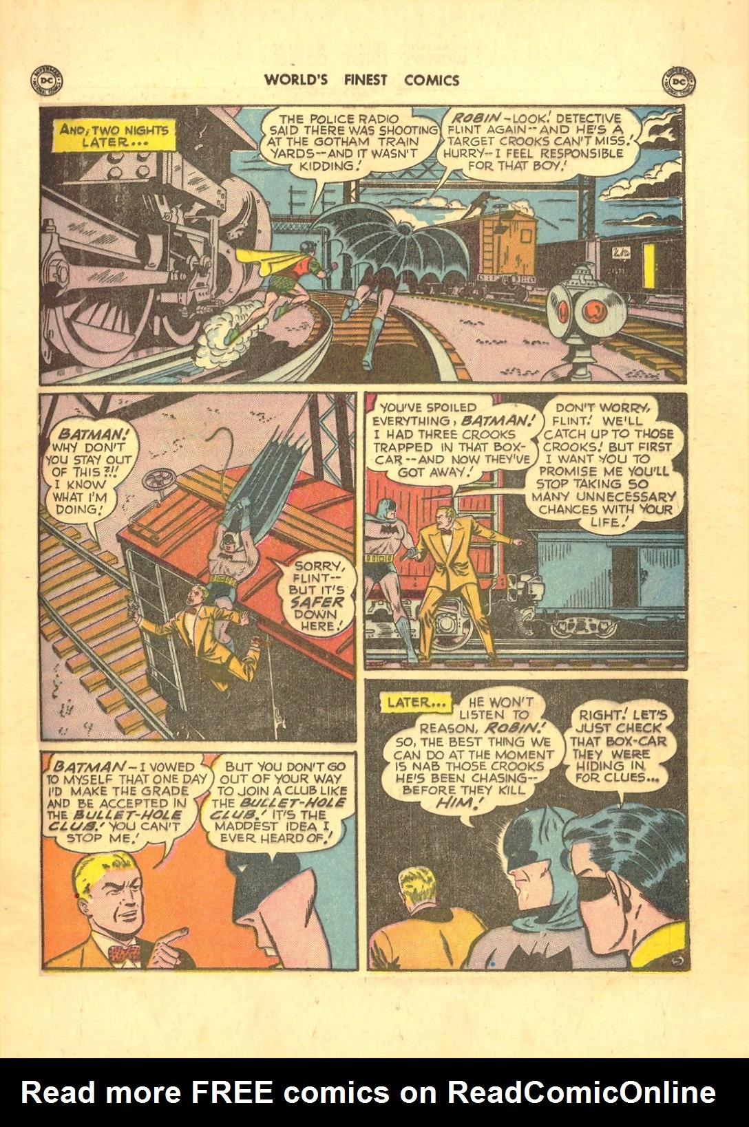 Read online World's Finest Comics comic -  Issue #50 - 67