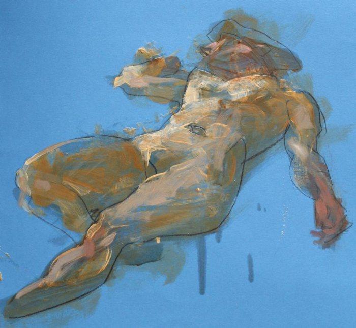 Язык тела. Alan McGowan