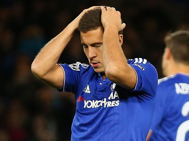 Chelsea star Eden Hazard: 'I never wanted Jose Mourinho to get sacked'
