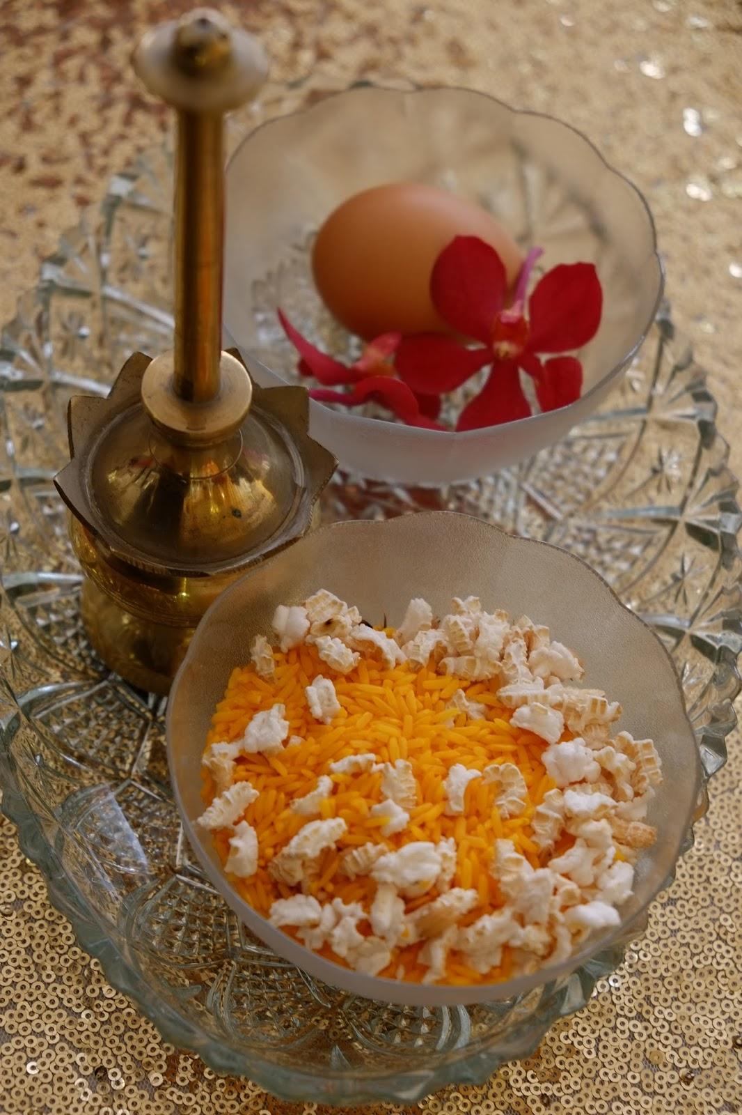 Wedding diy: bunga pahar, henna, bunga rampai, sireh lat lat ...