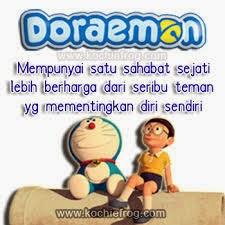 Kata Bijak Doraemon Motivasi Inspirasi
