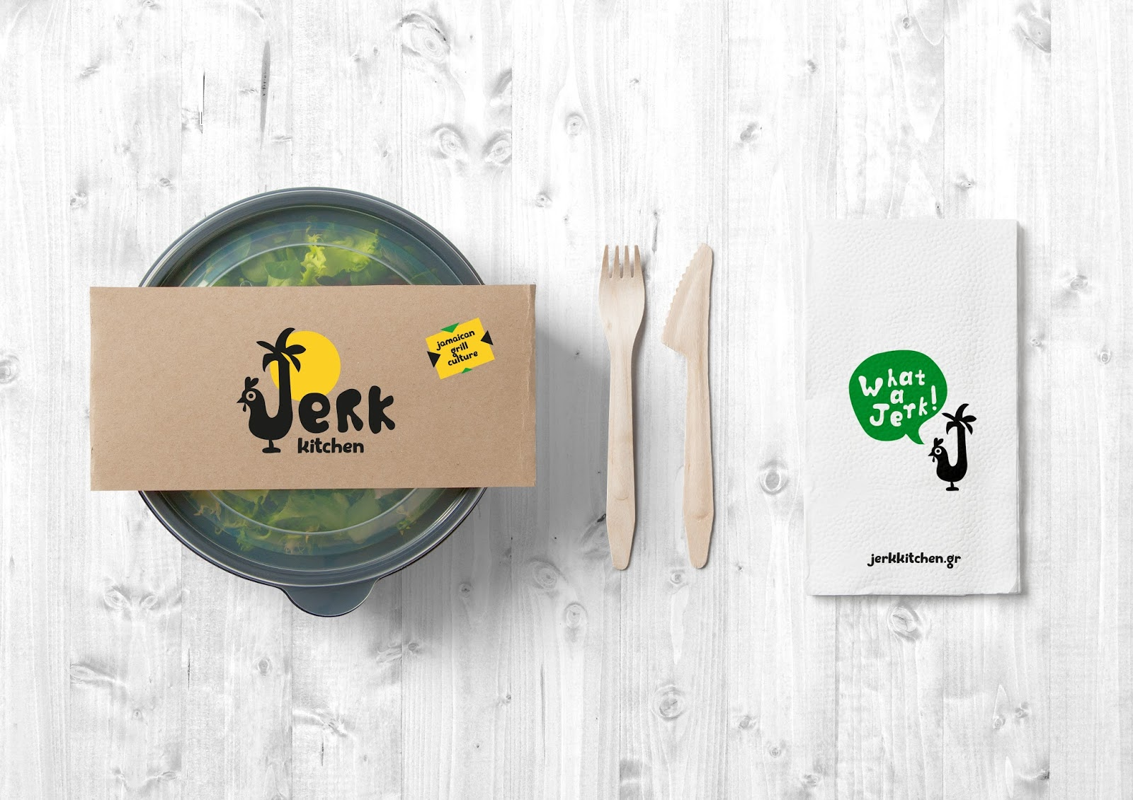 Jerk Kitchen on Packaging of the World - Creative Package Design Gallery