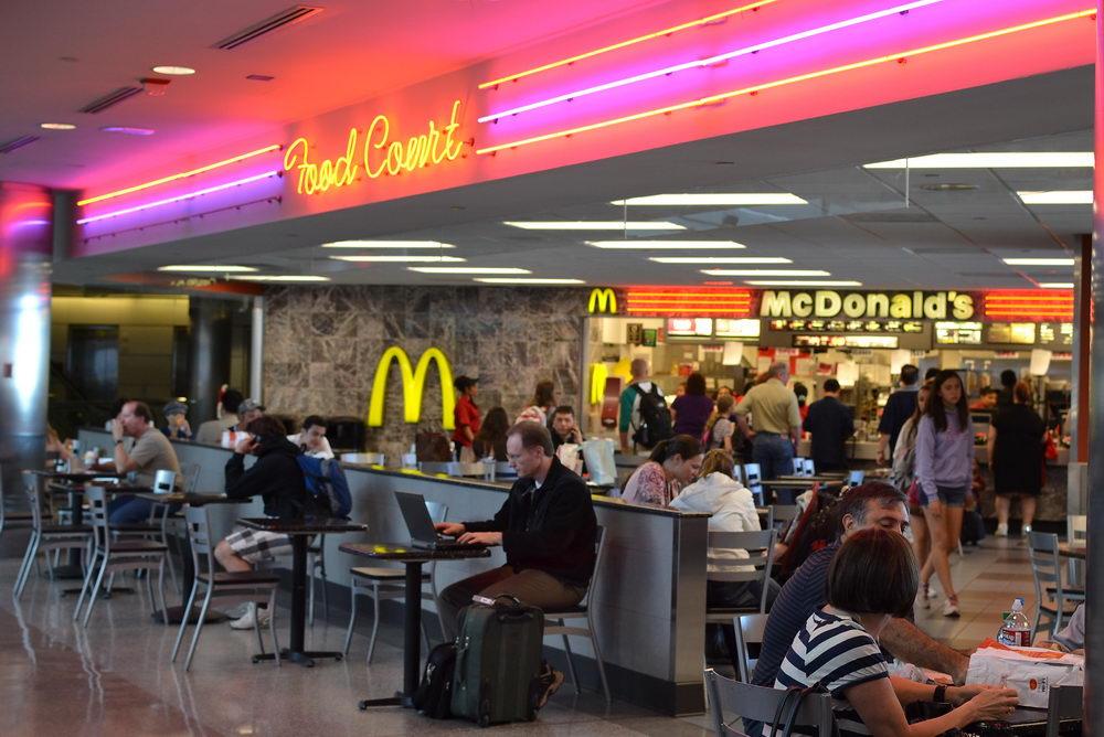 Mcdonald S At Denver International Airport
