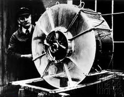 Mesin Jet buatan Hans von Ohain