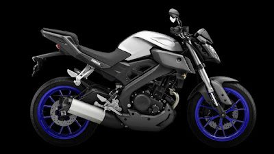 2016 Yamaha MT 125 ABS right side image