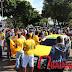 Motoristas de lotação fazem mais uma manifestação em Porto Seguro
