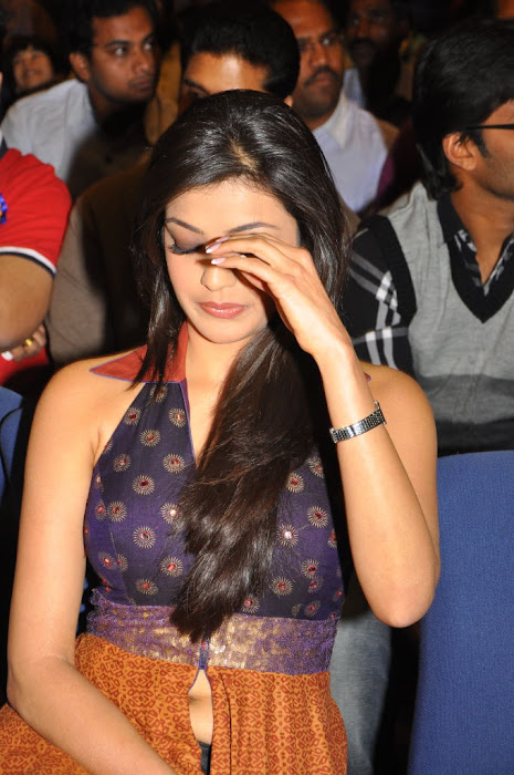 kajal agarwal at businessman platinum disc event, kajal new hot photoshoot