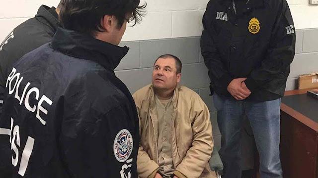 """De nada sirvió capturar a El Chapo: """"La mafia de Nueva York perdió el negocio de la heroína por los dominicanos que le compran la droga a los mexicanos"""""""