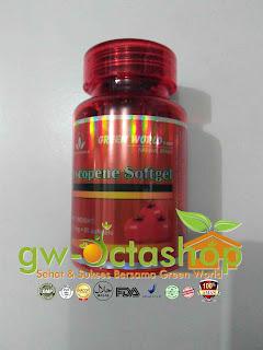 Green World Lycopene Softgel