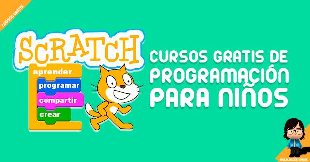cursos de programacion gratis para niños