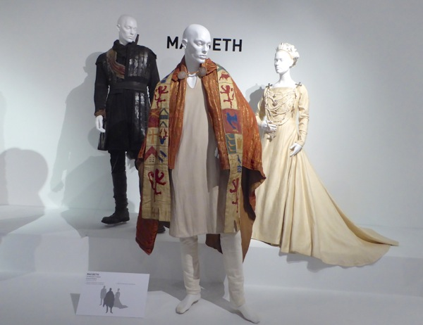 Macbeth movie costumes 2015