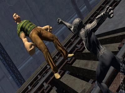 Spiderman 2 Screenshot 3
