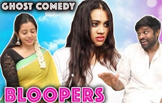 Bloopers : 1st Wife's Ghost vs 2nd Wife | Shooting Spot Atrocity | Chennai Memes