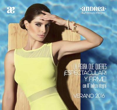 cosmeticos andrea iu belleza verano 2016